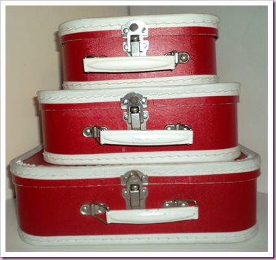 Vintage Childrens Suitcases
