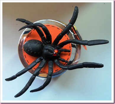 Halloween Spider Sweet Candy favor