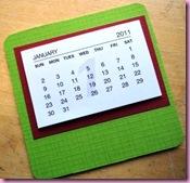 Beer Mat Coaster Calendar 7