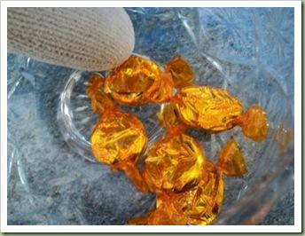 Toffee pennies