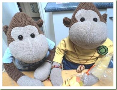 Monkey sweets