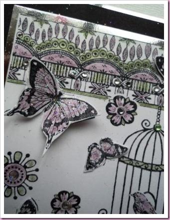 Crafty Individuals Stamp