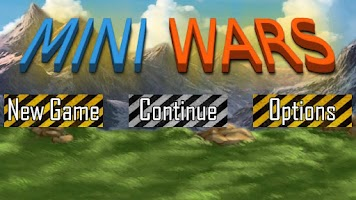 Screenshot of Mini Wars Pro