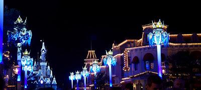 main street iluminado