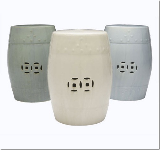 garden stools