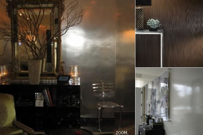 View lacquered wallpapers