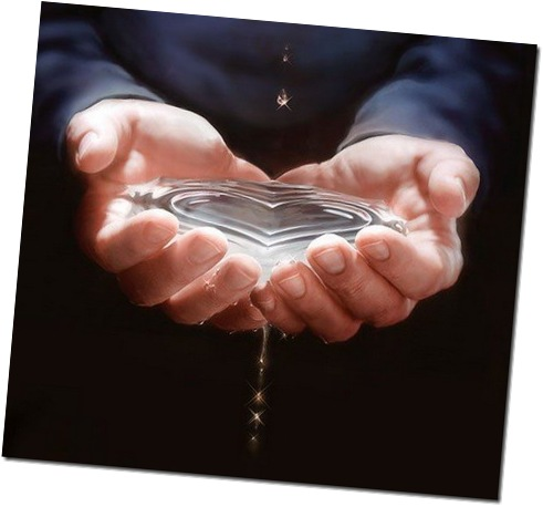 Hand Roofed Heart