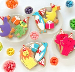 Biscuits toys