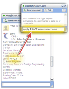 Job Search OnChat