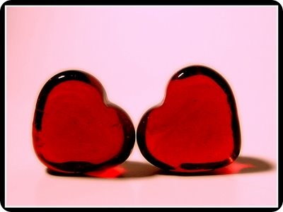 Transparent Hearts