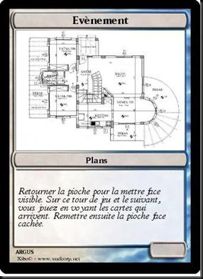 Carte plans