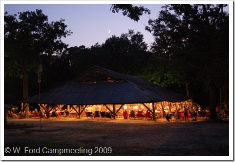 Campmeeting 2009 from WF - 2