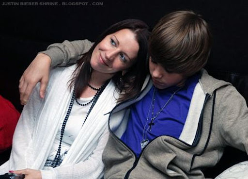 justin bieber's mom pattie mallette