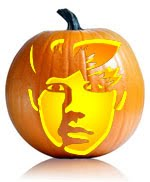 Justin Bieber Halloween Pumkpin Carving very popular