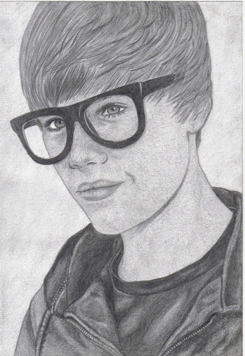justin bieber drawing pictures. Awesome Justin Bieber Drawing