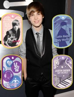 Justin Bieber Dog Tags