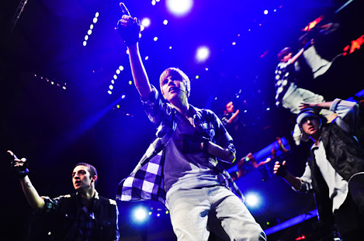 Justin Bieber's goal for 2011: To win a Grammy