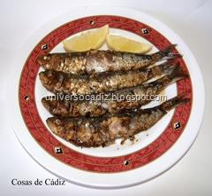Sardinas-Plancha