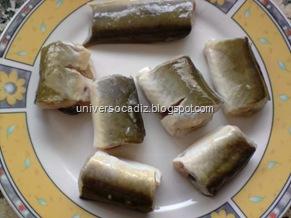 Anguilas Fritas