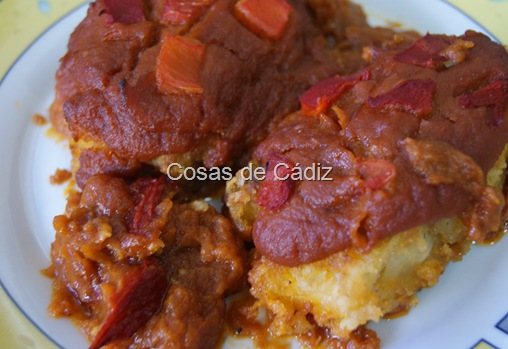 Bacalao con Tomate13