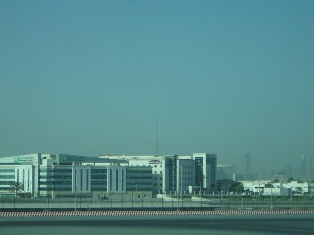 Yeap thats Burj Khalifa :)