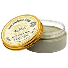 L'occitane Olive Face Scrub Mud