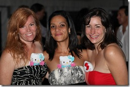 Hello Kitty meets the Girls