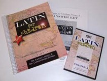 latin for children