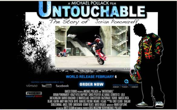 Untouchable The Movie