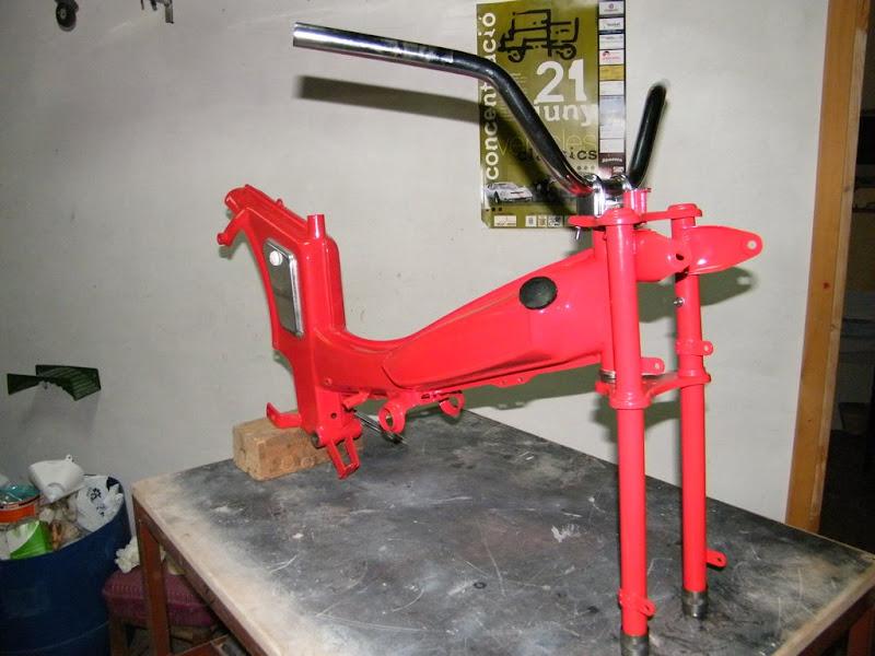 Restauración Mobylette AV-188 2009_08090090