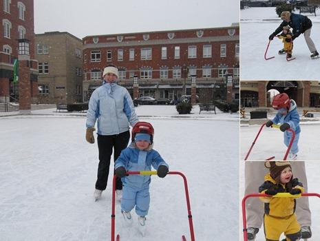 View 2009 Skating