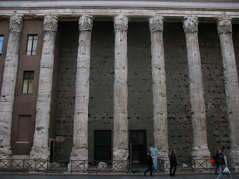 Temple d'Hadrianus