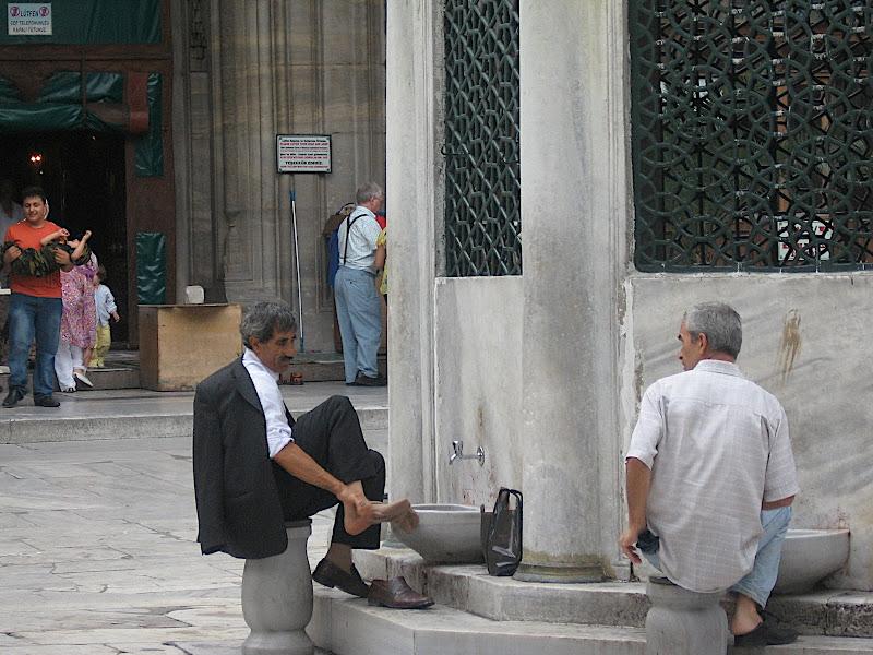 Estambul: la mesquita blava