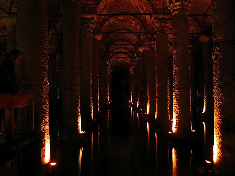 Cisterna d'Estambul