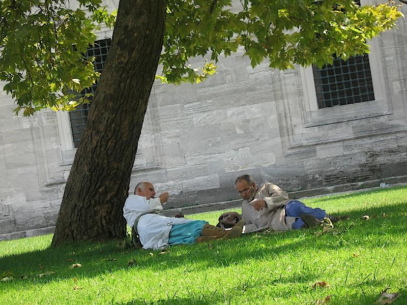 Estambul: Yeni Cami (II)