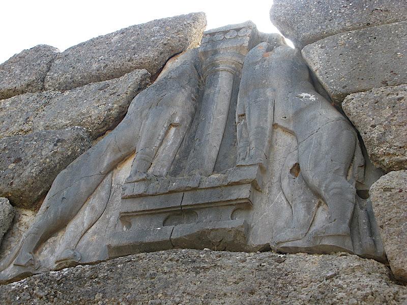 Porta dels Lleons de Micenes