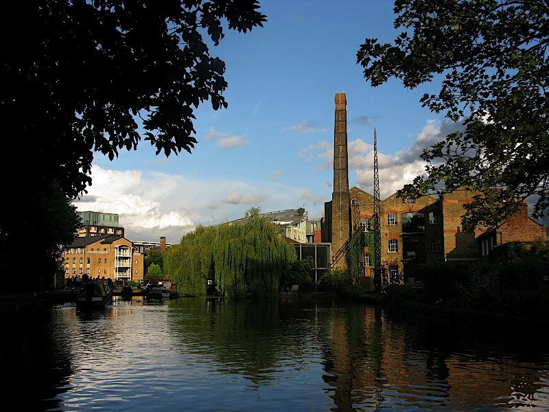 Canal de Londres (V)