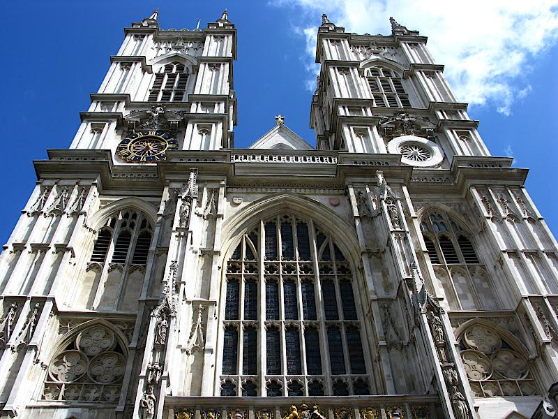Façana de la catedral de Salisbury