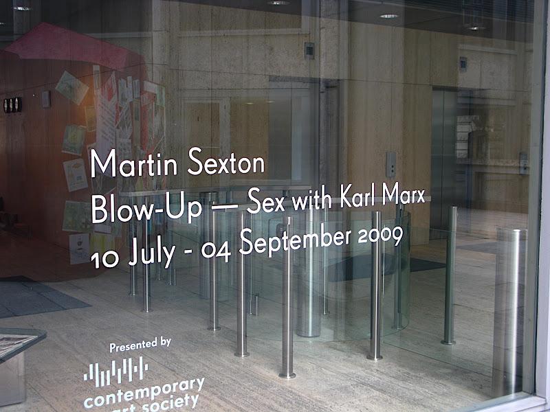 Sex with Karl Marx