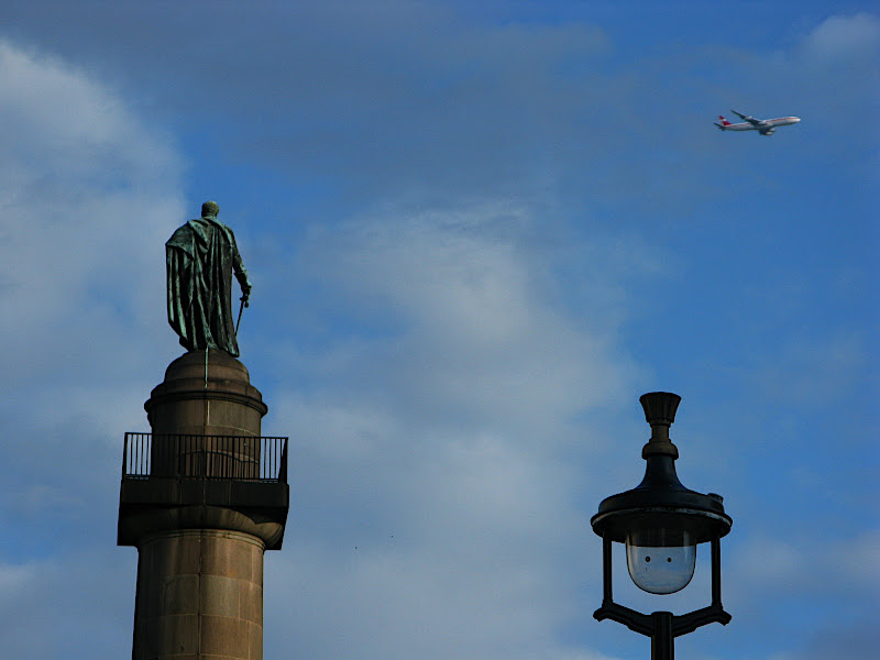 Avió sobre Londres