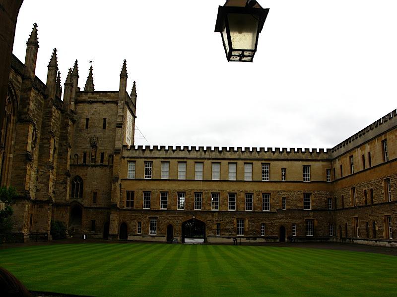 Façana d'Oxford