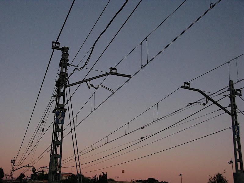 Caos de cables ferroviaris (II)
