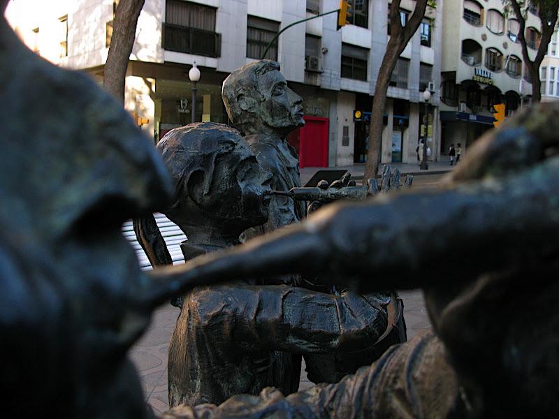Monument als Castellers, Tarragona (VIII)