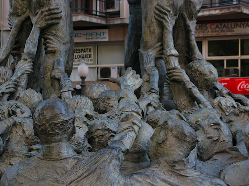Monument als Castellers, Tarragona (XIV)