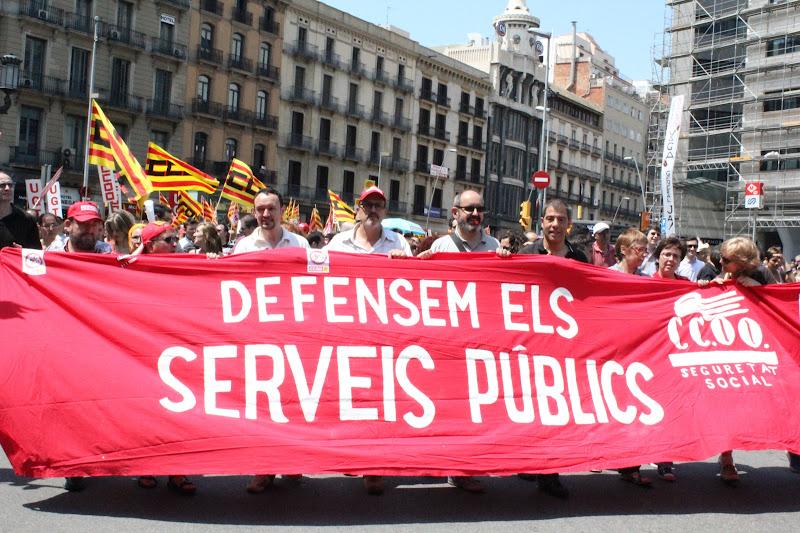 8 de juny: vaga del sector públic VI