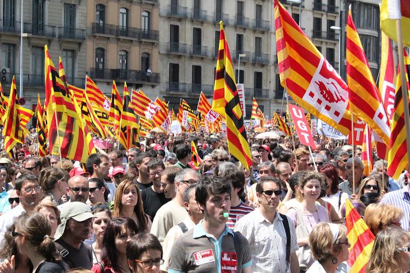 8 de juny: vaga del sector públic VIII