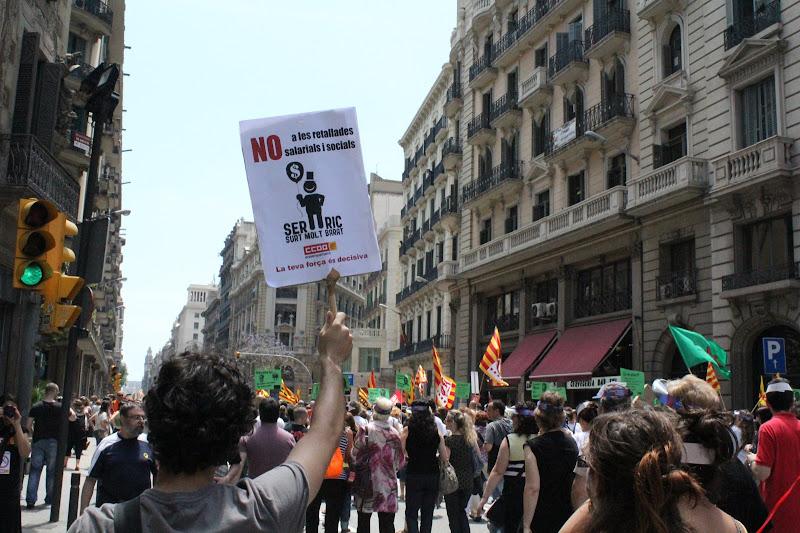 8 de juny: vaga del sector públic XV