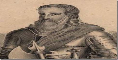 Conde D.Henrique de Borgonha, pai de D.Afonso Heniques