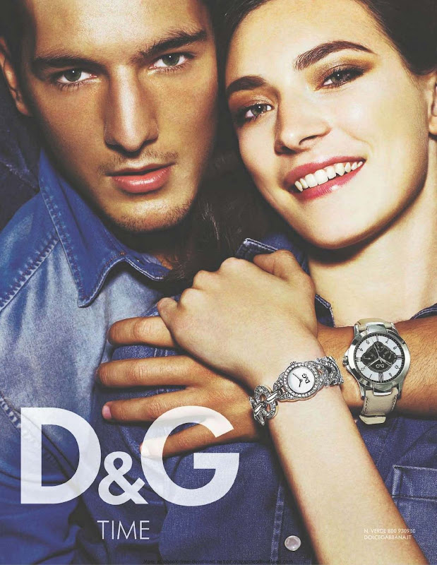 D&amp;G Time - primavera verano 2010
