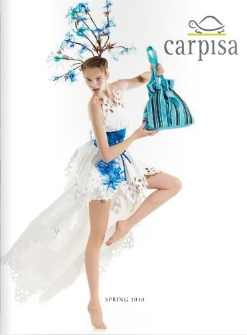 Carpisa, catalogo bolsos y accesorios primavera 2010